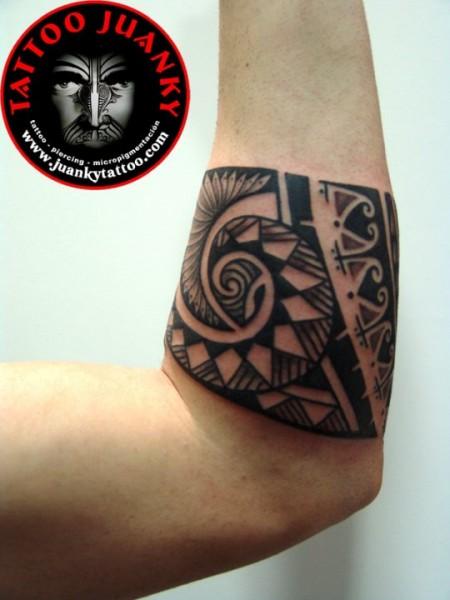 Tatuajes Brazaletes Antebrazo Bombillas Led Hogar