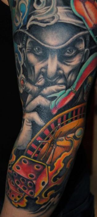 Tatuaje De Virgen Realista Tattoos And Tattoo Designs