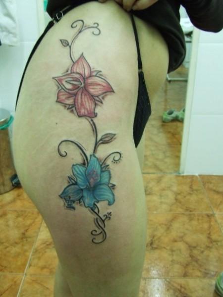 Estilo De Tatuajes Para Mujeres Arte En Taringa