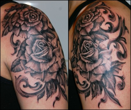 Tatuaje Rosas Ecosia