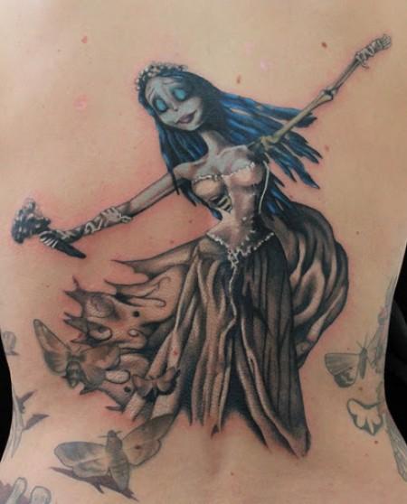 tatuajes Novia