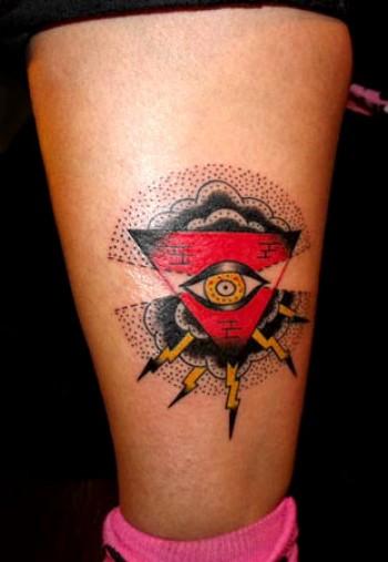 Que Significa Tatuaje De Triangulo Con Ojo Sfb