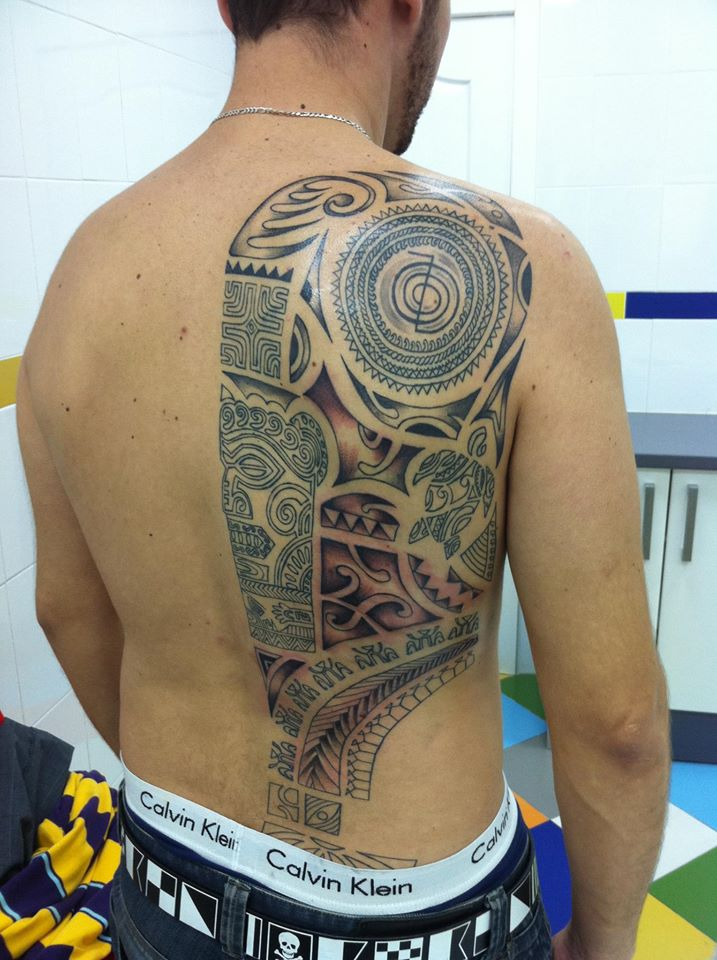 Tortuga mahori tattoos for Tortuga maori