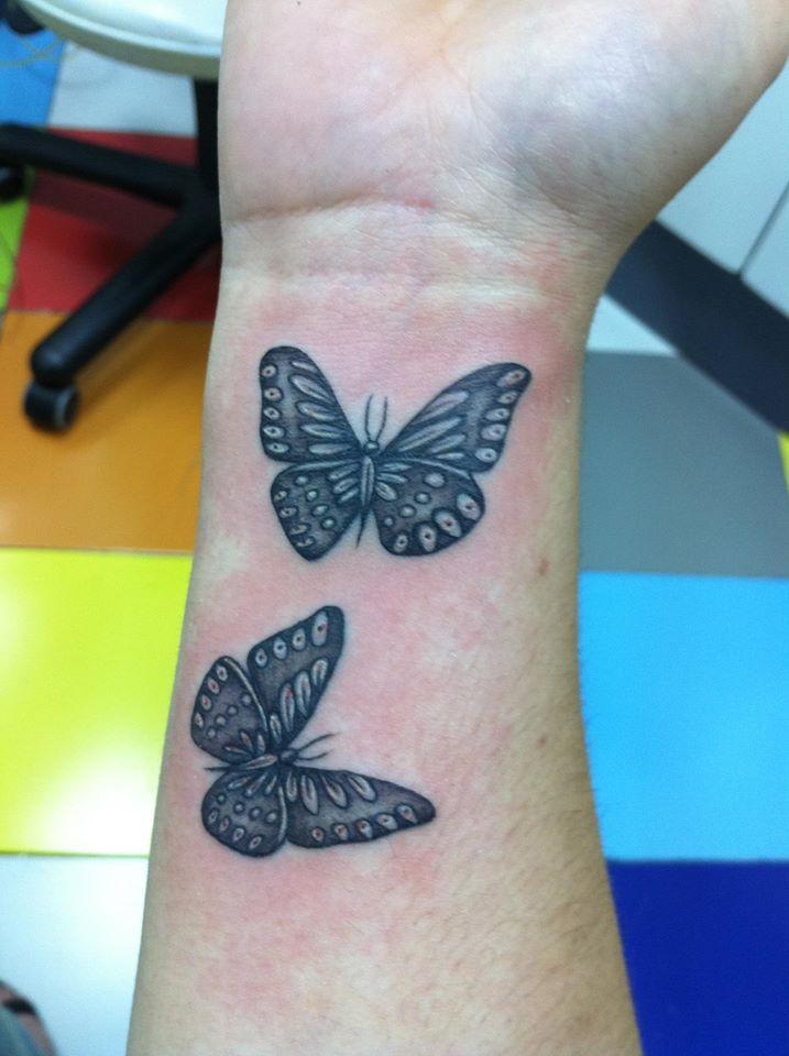 Alas de mariposa - 4 6