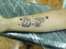 Tatuaje Del Nombre Ana