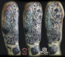 Tatuajes De Cartas