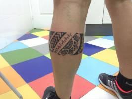 Tatuajes Maorí